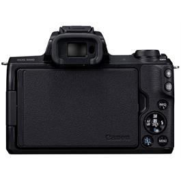 Canon EOS M50 Mirrorless Camera With EF-M 15-45mm IS STM Lens - Black Thumbnail Image 14
